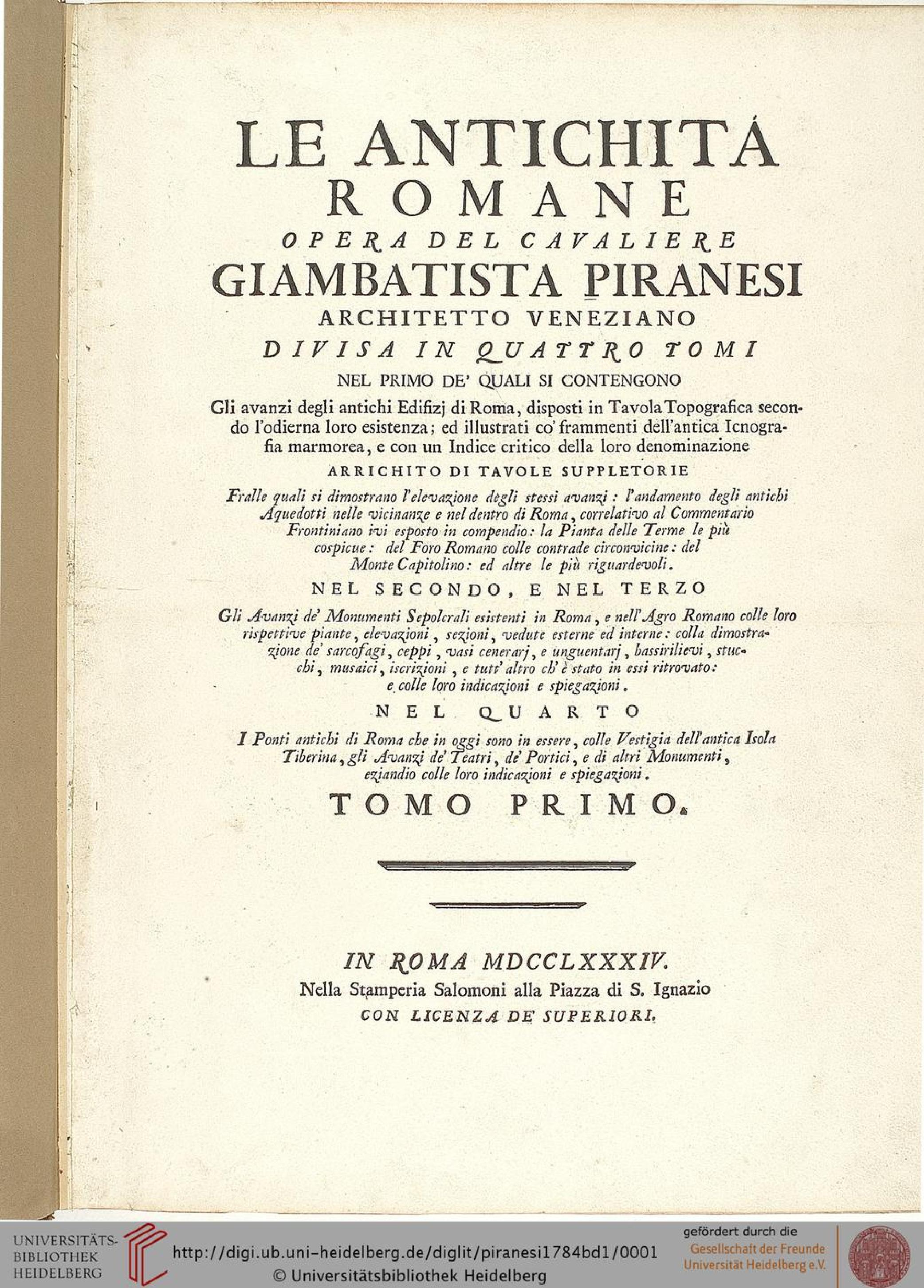 File le antichita romane piranesi wikimedia commons - Le 12 tavole romane ...