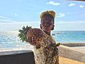 Le bel ananas.Ⓒ J Cavaillon. mention obligatoireIMG 0336.JPG