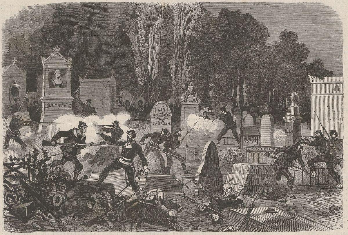 Le monde illustré - 24 juin 1871 - Derniers combats au Père-Lachaise.jpg
