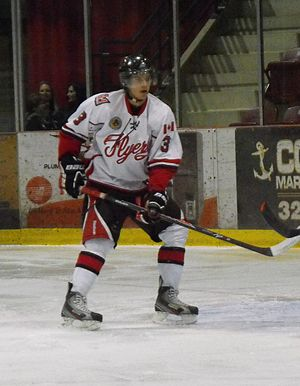 Leamington Flyers - Flyers player during 2013-14 season.