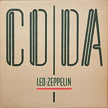 The title of the album and the artist written in a stylised font