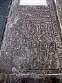 Ledger Slab in Brecon Cathedral. 02.jpg