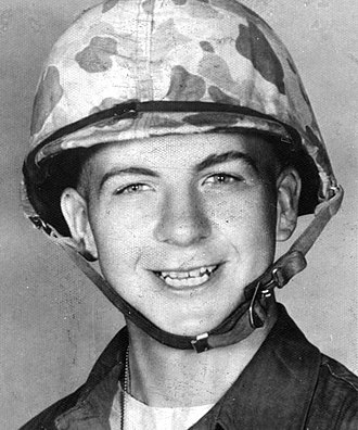 Lee Harvey Oswald - Oswald when he served in the U.S. Marine Corps