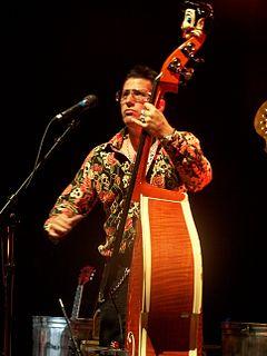 Lee Rocker American musician