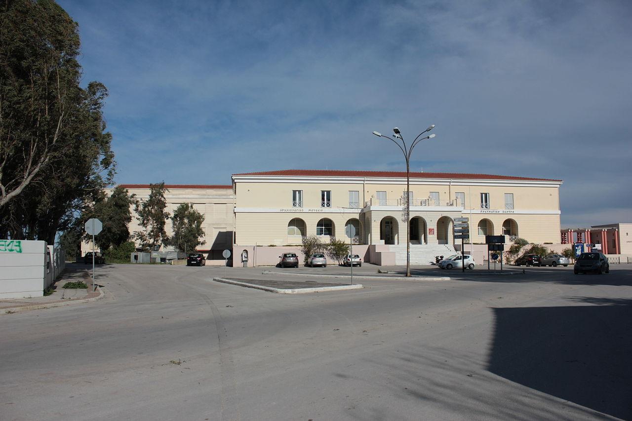 Lefkada Archeological Museum