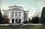 音乐厅(Gewandhaus),毁于第二次世界大战