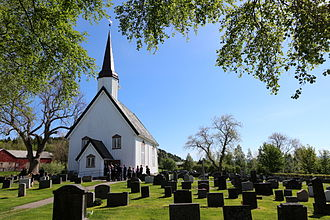 Indre Fosen - Leksvik Church