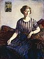 Leon Kroll - Tess Kroll Pergament, the Artist's Sister, 1912.jpg