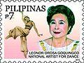 Leonor Orosa-Goquingco 2010 stamp of the Philippines.jpg
