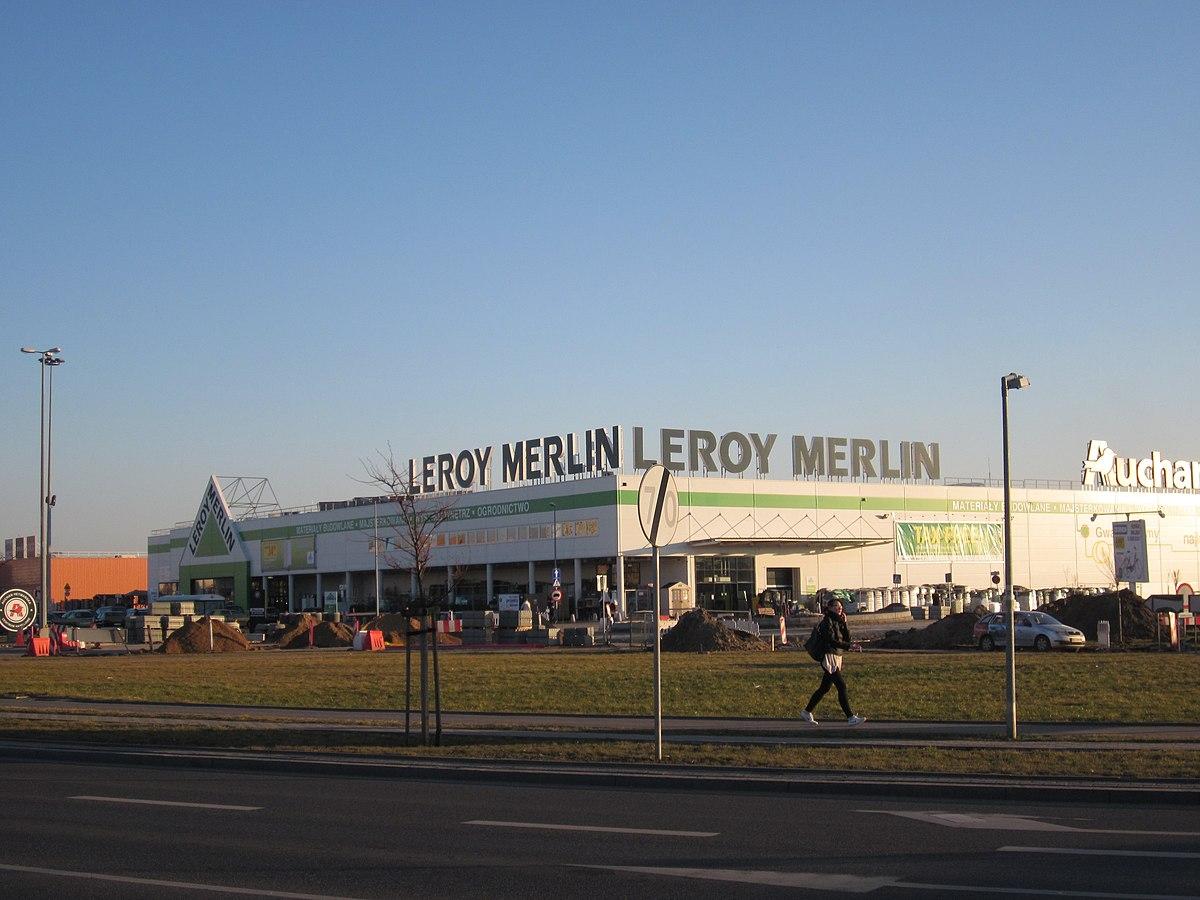 Fileleroy Merlin In Białystok Hetmańska 0jpg Wikimedia