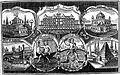 Les 7 Merveilles du Monde - Gravure du XVIIIème siècle.JPG