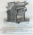 """Les merveilles de l'industrie, 1873 """"Broyeuse-mélangeuse pour la fabrication des savons de toilette"""". (4617966495).jpg"""