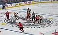 Les remparts de Quebec vs Les Cataractes de Shawinigan on Centre Videotron 03.jpg