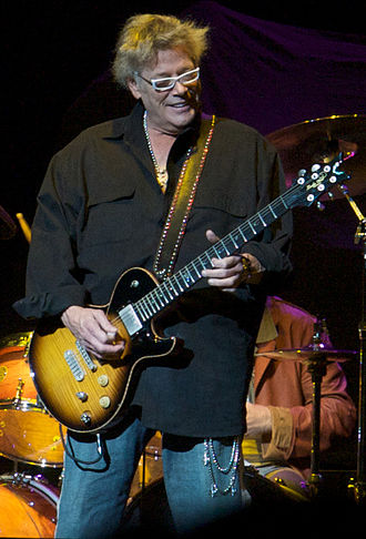 Leslie West - West live at the Florida Theatre in 2008.