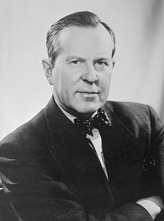 Canada in the Cold War - Lester B. Pearson, Secretary for External Affairs, 1957. The previous year, Pearson proposed the creation of a United Nations Emergency Force to diffuse the Suez Crisis.