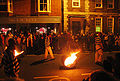 Lewes Bonfire, burning tar barrels.jpg
