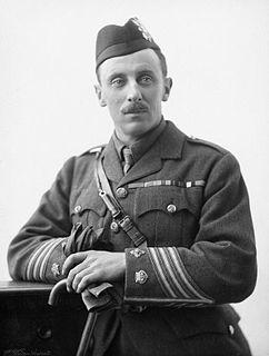 Lewis Pugh Evans Recipient of the Victoria Cross