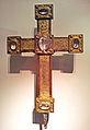 Liège, Grand Curtius. Croix reliquaire de Solières (Mosan, 12e siècle).jpg