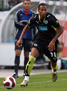 Liédson Brazilian-born Portuguese footballer