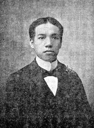 Liang Qichao - Liang Qichao in 1901