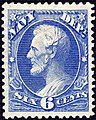 Lincoln Navy Dept Official 1893 issue 6c.JPG