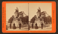 Lincoln monument, Fairmount Park, Philadelphia, Pa, from Robert N. Dennis collection of stereoscopic views.png