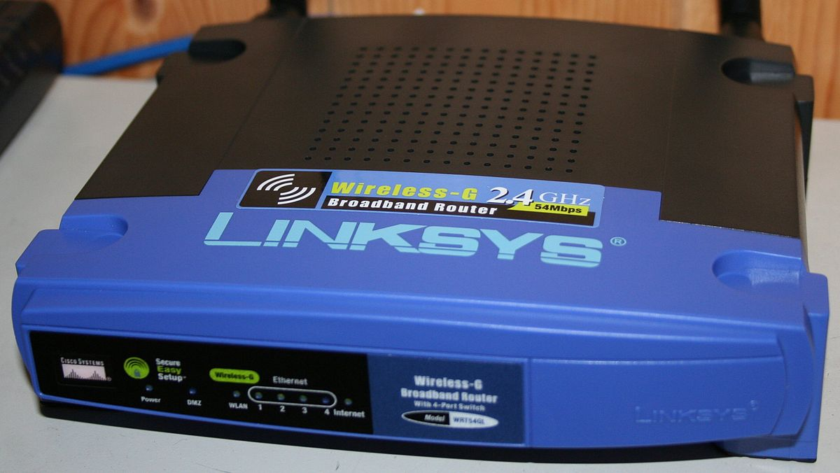 how to upgrade wireless router firmware