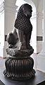 Lion Capital - Chunar Sandstone - Circa 3rd Century BCE - Rampurva - ACCN 6298-6299 - Indian Museum - Kolkata 2014-04-04 4348.JPG