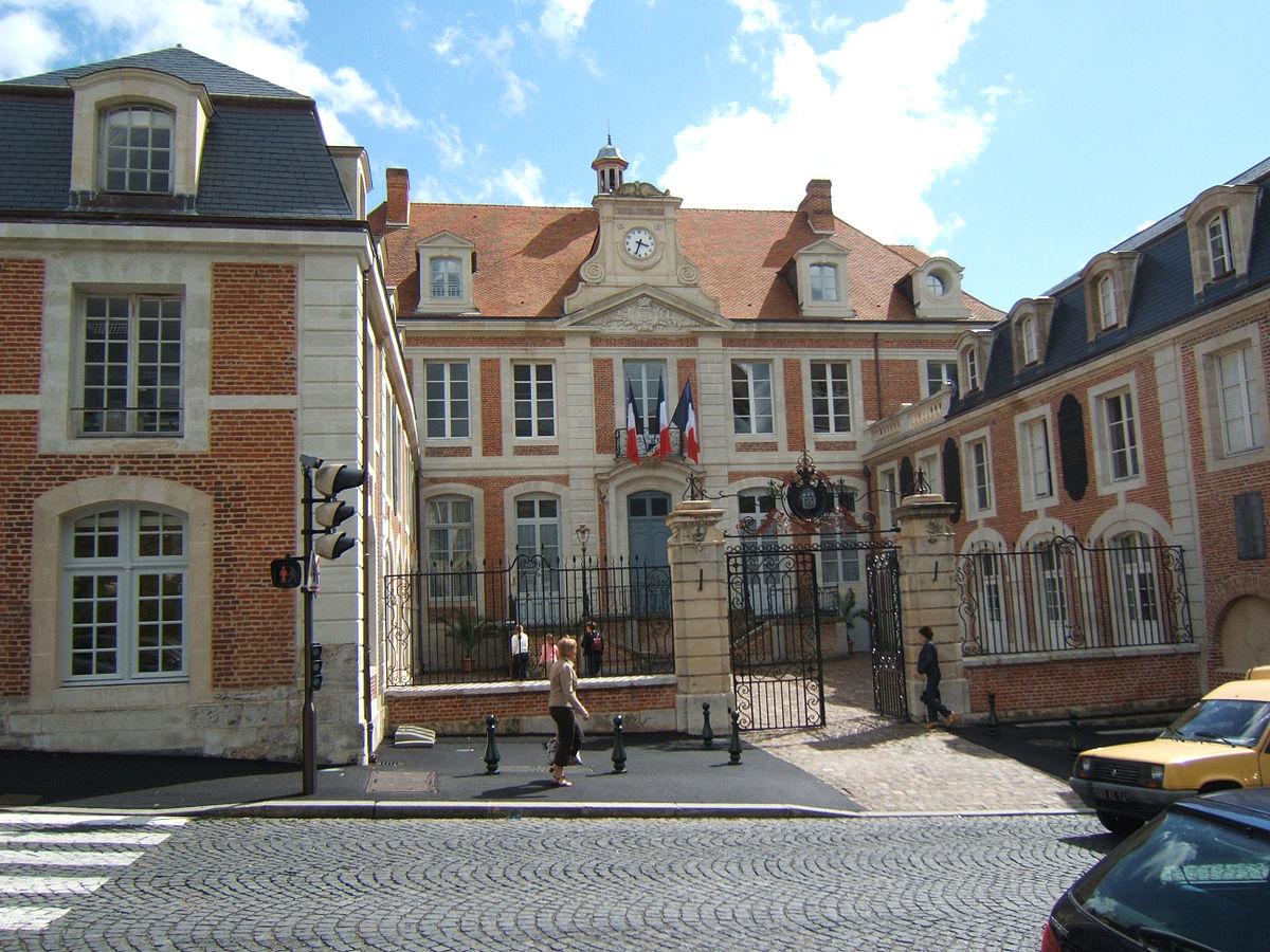 Mairie St Germain La Ville