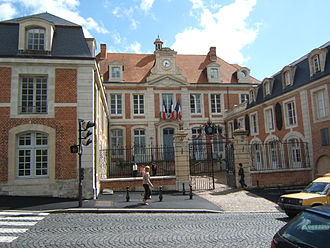 Lisieux - Town hall
