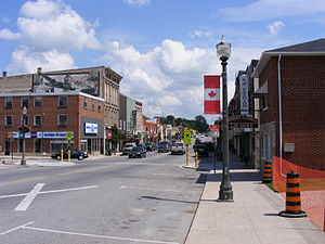 Listowel, Ontario - Main Street