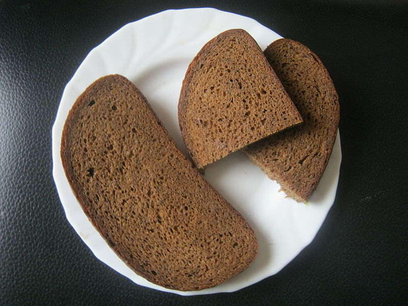 File:Lithuanian traditional bread.jpg