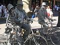 Living statues in La Rambla - 2004 - 08.JPG