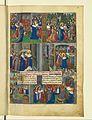 Livre des faiz monseigneur saint Loys - BNF Fr2829 f17r (Saint Louis et la couronne d'épine).jpg