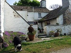 Llanrhian - Old manor cottage