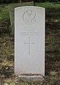 Lloyd (John) CWGC gravestone, Flaybrick Memorial Gardens.jpg