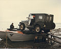 Loading a jeep at Applegate Cove.jpg