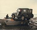 Loading a jeep at Applegate Cove.jpg