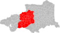 Localisation EPCI du Conflent Canigo dans les Pyrénées-Orientales France 2016.png
