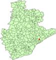 Localización de Òrrius - Barcelona.png