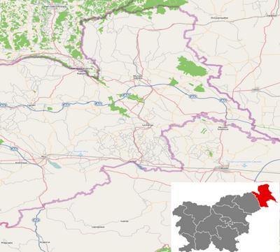 Template:Location map Slovenia Pomurska - Wikipedia, the free ...