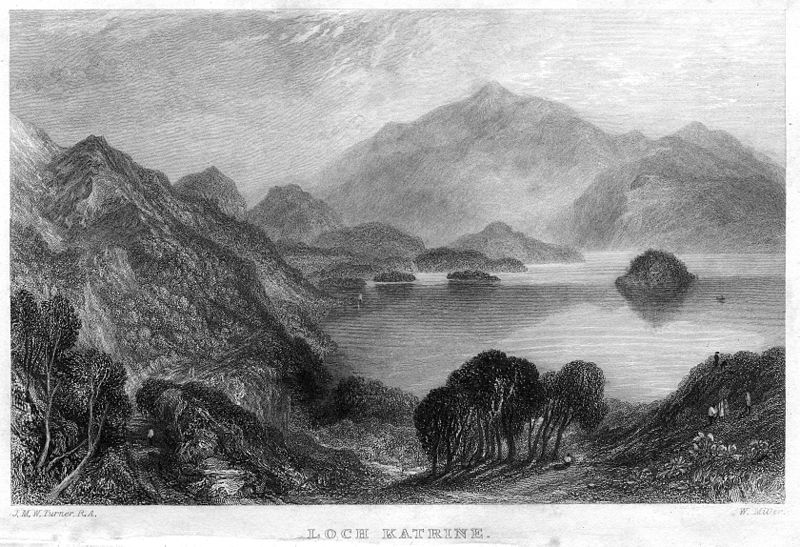 File:Loch Katrine engraving by William Miller after Turner R507.jpg