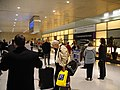 Logan Airport International Arrivals Hall.jpg