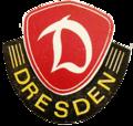 Logo sin norma exacta Dinamo Dresde (oficial) RDA.png