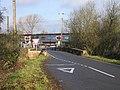Lolham Bridges East Coast main line crossing, Peterborough - geograph.org.uk - 87493.jpg