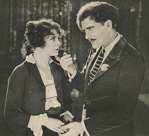 Lombardi, Ltd. - Still from film with Alice Lake and Bert Lytell