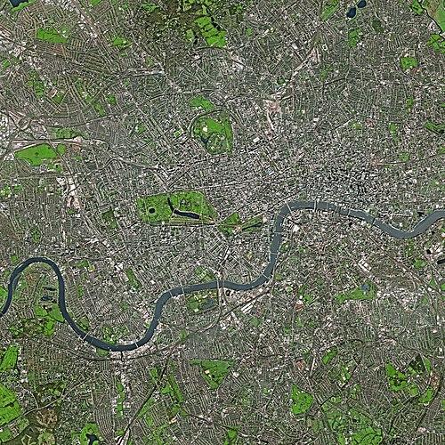 London SPOT 1005