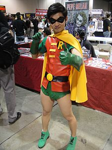Long Beach Comic & Horror Con 2011 - Robin (6301708220).jpg
