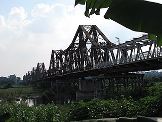 Long Biên District Urban district in Hanoi, Vietnam