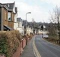 Looking down Herbert Avenue, Pontymister - geograph.org.uk - 1749163.jpg